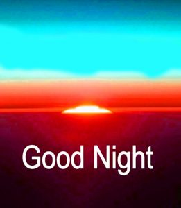 Good Night Wishes Photo Images for Mobile