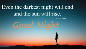 Good Night Wishes Greetings Images With Quotes