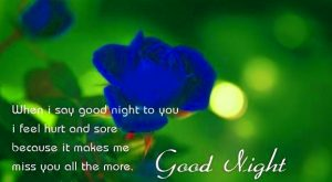 Good Night Wishes Images Wallpaper for Mobile