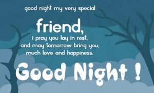 3D Good Night Images Photo For Friends