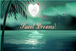 3D Good Night Images With Love