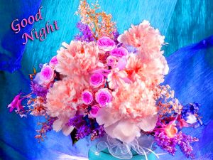 Flowers Good Night Images Wallpaper Pics Download