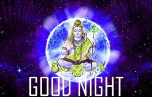 God Lord Shiva Good Night Images Download