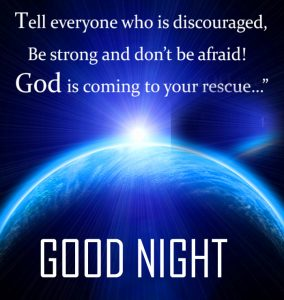 God Good Night Images With Quotes