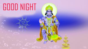 God Hanuman Ji Good Night Images Photo