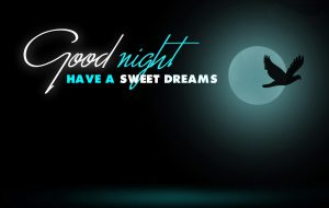 3D Good Night Images Wallpaper Pics For Whatsaap