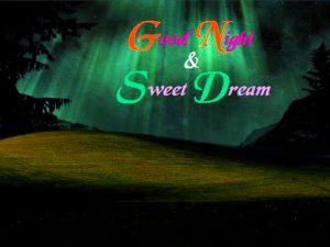 3D Good Night Images Pictures Wallpaper Download