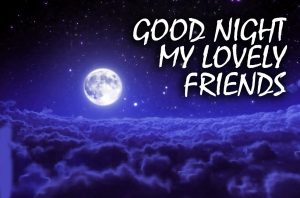 3D Good Night Images Photo Pic For Whatsaap