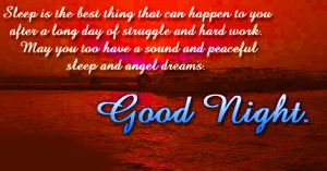 Good Night Wishes Greetings Images Pictures Download