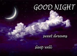 Sweet Good Night Images Wallpaper