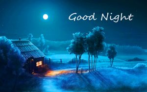 Good Night Images With Nature
