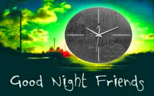 Good Night Images Photo For Friends