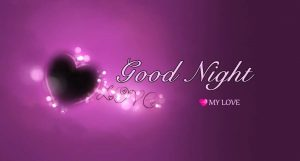3D Good Night Images Photo My Love