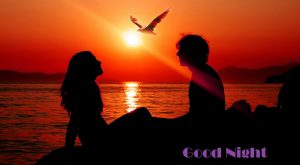 Lover Romantic Good Night Photo Download for Whatsapp