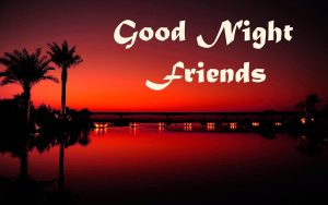Romantic Good Night Photo Images For Friends