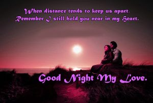 Romantic Good Night HD Images Pics Download For Whatsaap