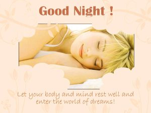 Romantic Good Night Images For GF Download With Quotes
