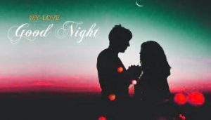 Husband Romantic Good Night Photo Wallpaper Download