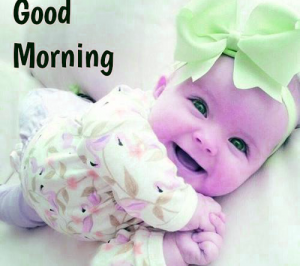 Baby Good Morning Images Photo Pics Wallpaper Pictures HD Download