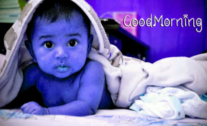 Baby Good Morning Images Wallpaper photo Pics Pictures HD Download