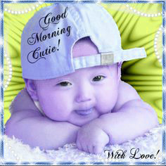 Baby Good Morning Images Photo Wallpaper Pictures HD Download