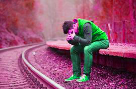 Feeling Sad images photo hd download