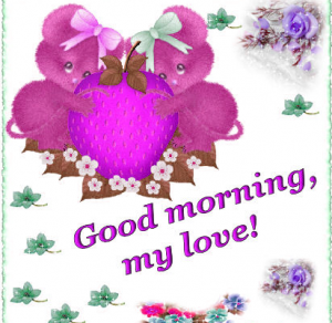 Good Morning I love you Images Pics Wallpaper Download