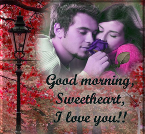 Good Morning I love you Images Wallpaper Pics With Love Couple