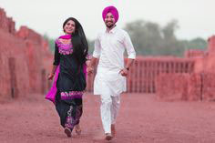 Punjabi Couple Profile Images Pics Wallpaper Download
