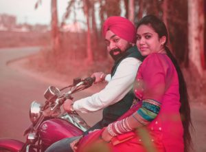 Punjabi Couple Profile Images Photo Wallpaper Download for Whatsaap