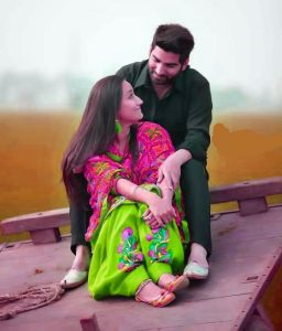Punjabi Couple Profile Images Wallpaper Pics Download In HD