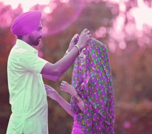 Punjabi Couple Profile Images Wallpaper Photo Download