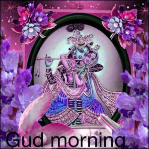 God Radha Krishna Good Morning Photo Pictures Wallpaper Download