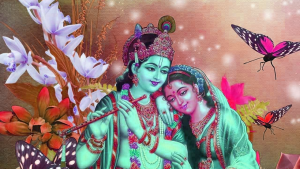 God Radha Krishna Good Morning Pictures Wallpaper Download