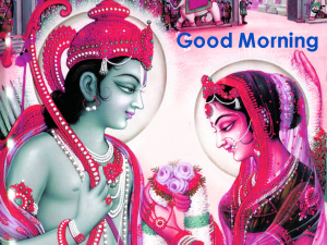 God Radha Krishna Good Morning  Photo pictures HD Download