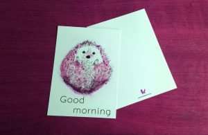 Post Card Good Morning Images Photo HD Download