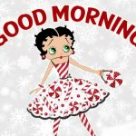 120+ Betty Boop Good Morning Images Wallpaper