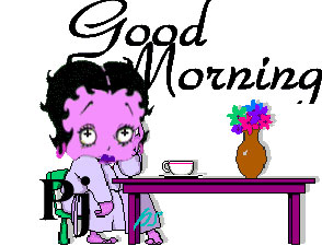 Betty Boop Good Morning Images Pictures Pics Download