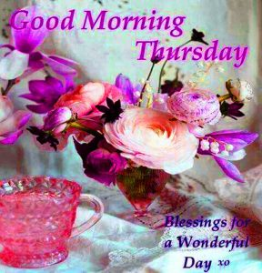 Thursday Good Morning Images Photo Pics HD Download