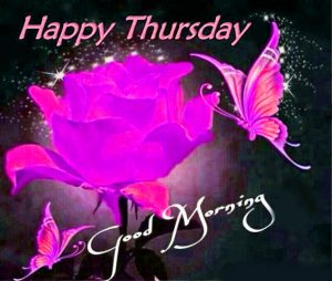 Thursday Good Morning Images Wallpaper Photo Download