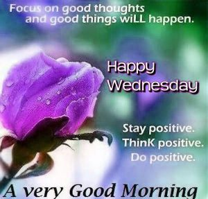 Wednesday Good Morning Images Photo Pics HD Download