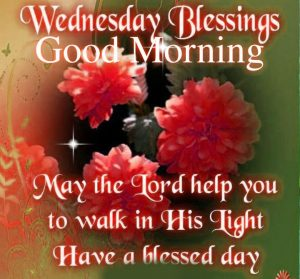 Wednesday Good Morning Images Photo Download