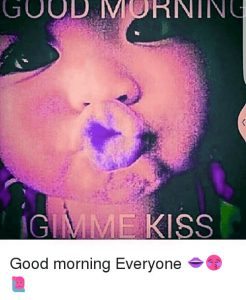 Kiss Me Good Morning Images Photo Wallpaper Pics Download