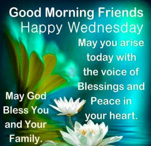 Wednesday Good Morning Images Photo Wallpaper Pics Download