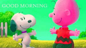 Snoopy Good Morning Images Wallpaper Photo HD Download