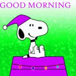 122+ Snoopy Good Morning Images