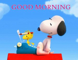 Snoopy Good Morning Images Photo Wallpaper Pics HD Download