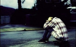Sad Alone Images Wallpaper Photo Pics Download