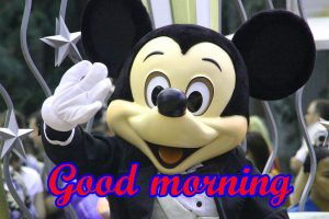 Mickey Mouse good morning Pics HD