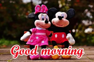 Mickey Mouse good morning Photo HD Download